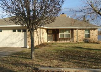 Pre Foreclosure in Cushing 74023 S 3RD ST - Property ID: 1463509545