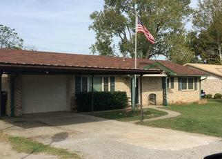 Pre Foreclosure in Lone Grove 73443 LAUREL ST - Property ID: 1463520495