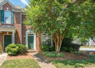 Pre Foreclosure in Huntersville 28078 SWAN WINGS PL - Property ID: 1463899781