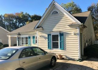 Pre Foreclosure in Concord 28025 VIKING PL SW - Property ID: 1463901982