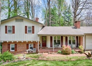 Pre Foreclosure in Waynesville 28786 E MARSHALL ST - Property ID: 1463981234
