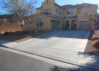Pre Foreclosure in North Las Vegas 89081 CAMPOBELLO AVE - Property ID: 1464418782