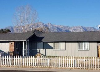 Pre Foreclosure in Gardnerville 89460 LONG VALLEY RD - Property ID: 1464422271