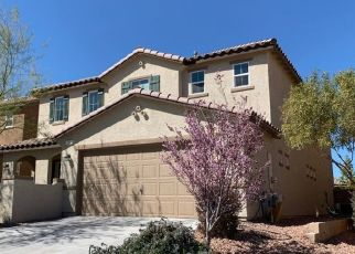 Pre Foreclosure in Henderson 89002 GULF PEARL DR - Property ID: 1464524773