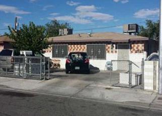 Pre Foreclosure in North Las Vegas 89030 SALT LAKE ST - Property ID: 1464548865