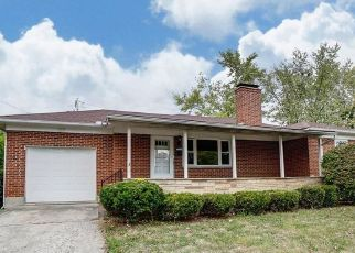 Pre Foreclosure in Vandalia 45377 RANCHVIEW DR - Property ID: 1464629889