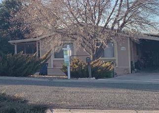 Pre Foreclosure in Prescott 86301 MARANATHA DR - Property ID: 1464748123