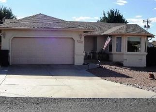 Pre Foreclosure in Prescott Valley 86314 N CONCHO DR - Property ID: 1464749446
