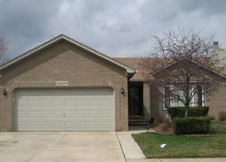 Pre Foreclosure in Macomb 48044 MORNINGSIDE DR - Property ID: 1464959228