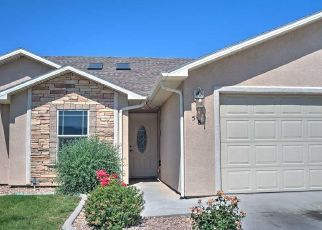 Pre Foreclosure in Grand Junction 81501 BELHAVEN WAY - Property ID: 1465174726