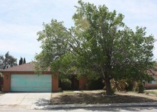 Pre Foreclosure in Rosamond 93560 CANDICE AVE - Property ID: 1465790962