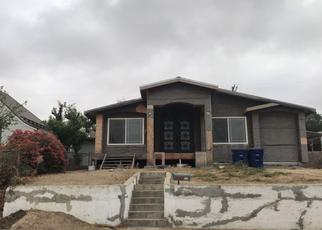 Pre Foreclosure in Taft 93268 B ST - Property ID: 1465791384