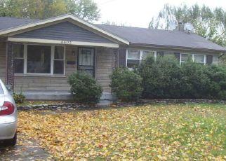 Pre Foreclosure in Louisville 40258 CRESTON DR - Property ID: 1465860139