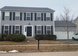 Pre Foreclosure in Oswego 60543 TRUMAN DR - Property ID: 1465895630
