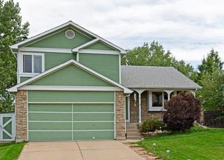 Pre Foreclosure in Littleton 80127 W BOWLES PL - Property ID: 1466013890