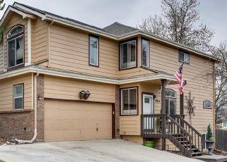 Pre Foreclosure in Littleton 80123 W COAL MINE AVE - Property ID: 1466018701
