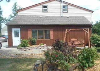 Pre Foreclosure in Fort Wayne 46818 FLAUGH RD - Property ID: 1466659449