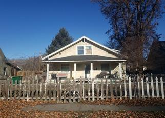 Pre Foreclosure in Lewiston 83501 7TH AVE - Property ID: 1466837712
