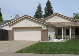 Pre Foreclosure in Roseville 95747 CHILTON DR - Property ID: 1467002384