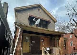 Pre Foreclosure in Pittsburgh 15221 MARION AVE - Property ID: 1467269999