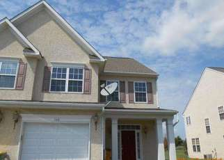 Pre Foreclosure in Middletown 19709 GILLESPIE AVE - Property ID: 1467396114