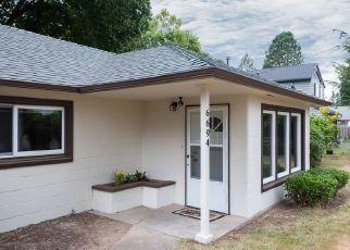 Pre Foreclosure in Hillsboro 97123 SE FRANCES ST - Property ID: 1467514371