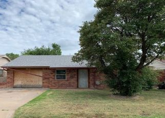Pre Foreclosure in Woodward 73801 HIGHLAND AVE - Property ID: 1467606346
