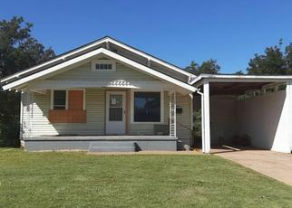 Pre Foreclosure in Altus 73521 N THOMAS ST - Property ID: 1467632636
