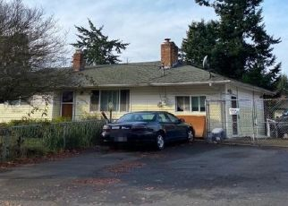 Pre Foreclosure in Seattle 98148 10TH AVE S - Property ID: 1468273383