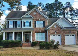 Pre Foreclosure in Garner 27529 TALLOWWOOD DR - Property ID: 1468329447
