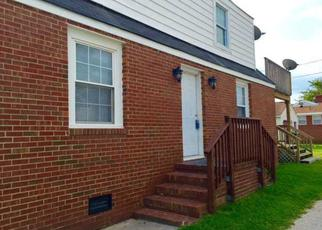 Pre Foreclosure in Norfolk 23503 BAYVILLE CT - Property ID: 1468447252