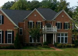 Pre Foreclosure in Oakton 22124 COULTER LN - Property ID: 1468504191