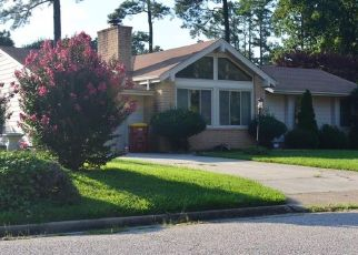 Pre Foreclosure in Petersburg 23805 W PRINCETON RD - Property ID: 1468522147