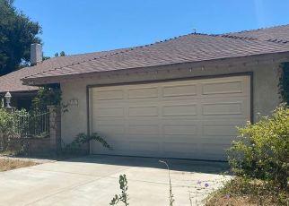 Pre Foreclosure in Thousand Oaks 91360 W AVENIDA DE LOS ARBOLES - Property ID: 1468731506