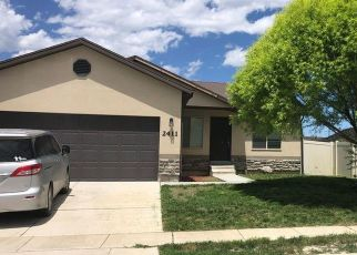 Pre Foreclosure in Eagle Mountain 84005 E OX YOKE DR - Property ID: 1468777942