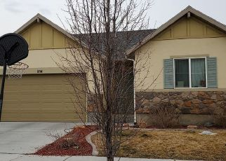 Pre Foreclosure in North Salt Lake 84054 W PICKERING DR - Property ID: 1468828295
