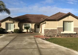 Pre Foreclosure in Visalia 93292 S SOL ST - Property ID: 1468899244