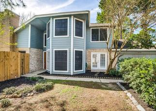 Pre Foreclosure in Houston 77095 LAKE CRYSTAL DR - Property ID: 1468996483