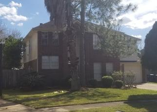Pre Foreclosure in Houston 77084 NORTHLAND DR - Property ID: 1469107734