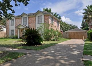 Pre Foreclosure in Katy 77450 MERRYMOUNT DR - Property ID: 1469128756