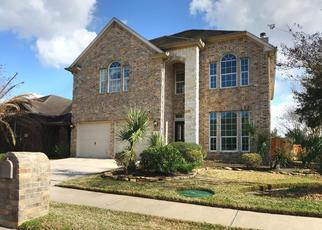 Pre Foreclosure in Tomball 77375 HAYDEN COVE DR - Property ID: 1469216789