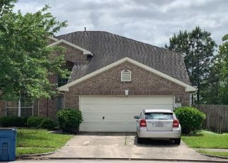 Pre Foreclosure in Humble 77396 MOSAIC CANYON CT - Property ID: 1469219853