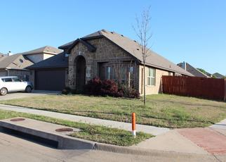 Pre Foreclosure in Crowley 76036 FOREST HEIGHTS DR - Property ID: 1469241301