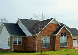 Pre Foreclosure in Columbia 38401 UNIVERSITY DR - Property ID: 1469420439