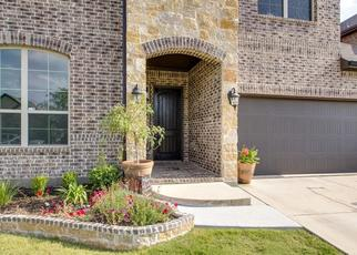 Pre Foreclosure in Keller 76244 AMBERGRIS TRL - Property ID: 1469478695