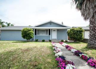 Pre Foreclosure in Waterford 95386 PECAN AVE - Property ID: 1469603962