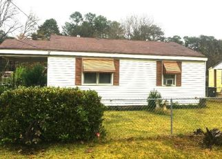 Pre Foreclosure in Augusta 30901 RACHAEL ST - Property ID: 1469801927