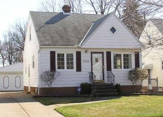 Pre Foreclosure in Cleveland 44109 RALPH AVE - Property ID: 1470101941