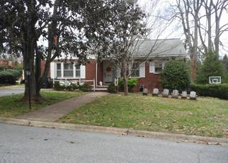 Pre Foreclosure in Lexington 27292 FOREST DR - Property ID: 1470253920