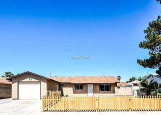 Pre Foreclosure in Las Vegas 89110 PATRIOT ST - Property ID: 1470614353